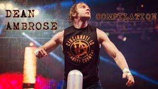 [WWE] Dean Ambrose-Rebound Lariat & Dirty Deeds Compilation