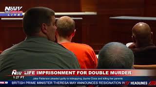 LIFE SENTENCE: Jayme Closs, Jake Patterson case