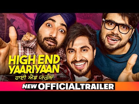 High End Yaariyan Official Trailer - Jassi Gill - Ranjit Bawa - Ninja - Pankaj Batra