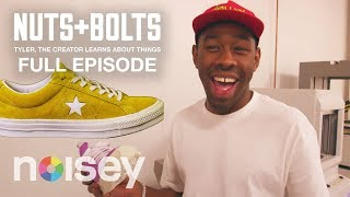 Tyler the Creator Makes Sneakers | Nuts + Bolts Episode 2