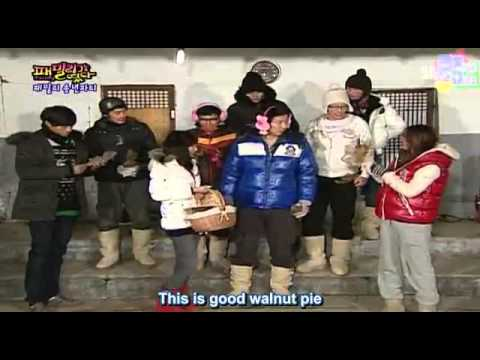 FO ep 28 - Hyori and Daesung duet (losers duet)