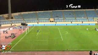 هجر 1 - 0 نجران | الدوري السعودي - هدف هجر