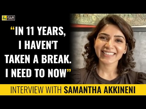 Received 65,000 tweets asking to react on The Family Man 2 controversy: Samantha