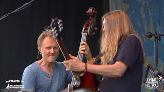 The Wood Brothers at Levitate Music & Arts Festival 2019 - Livestream Replay (Entire Set)