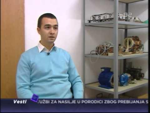 Miloš Stanković - svetski supergenije