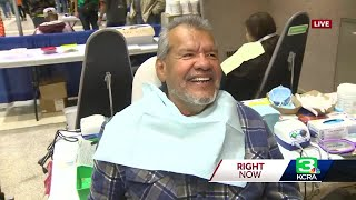 California Man Sees New Smile For The First Time