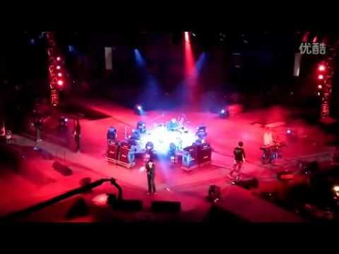信樂團 思念的極限 @ 青島四方啤酒街搖滾音樂節 10.21.2011