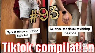 When you stub your toe - tiktok compilation #93