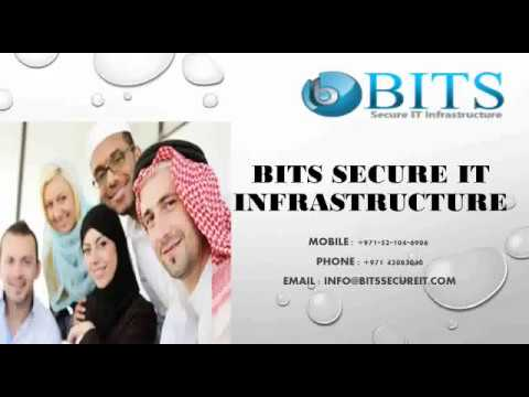 bits secure it infrastructure in dubai