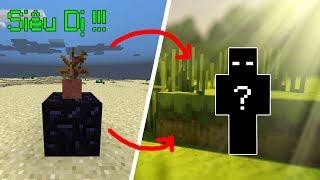 Những Phiên Bản Minecraft SIÊU DỊ Này Sẽ Khiến Bạn Khóc Thét - Quái Vật Màu Hồng ??