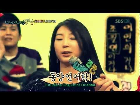 [Sub Español] -110204- Super Junior Leeteuk Sister