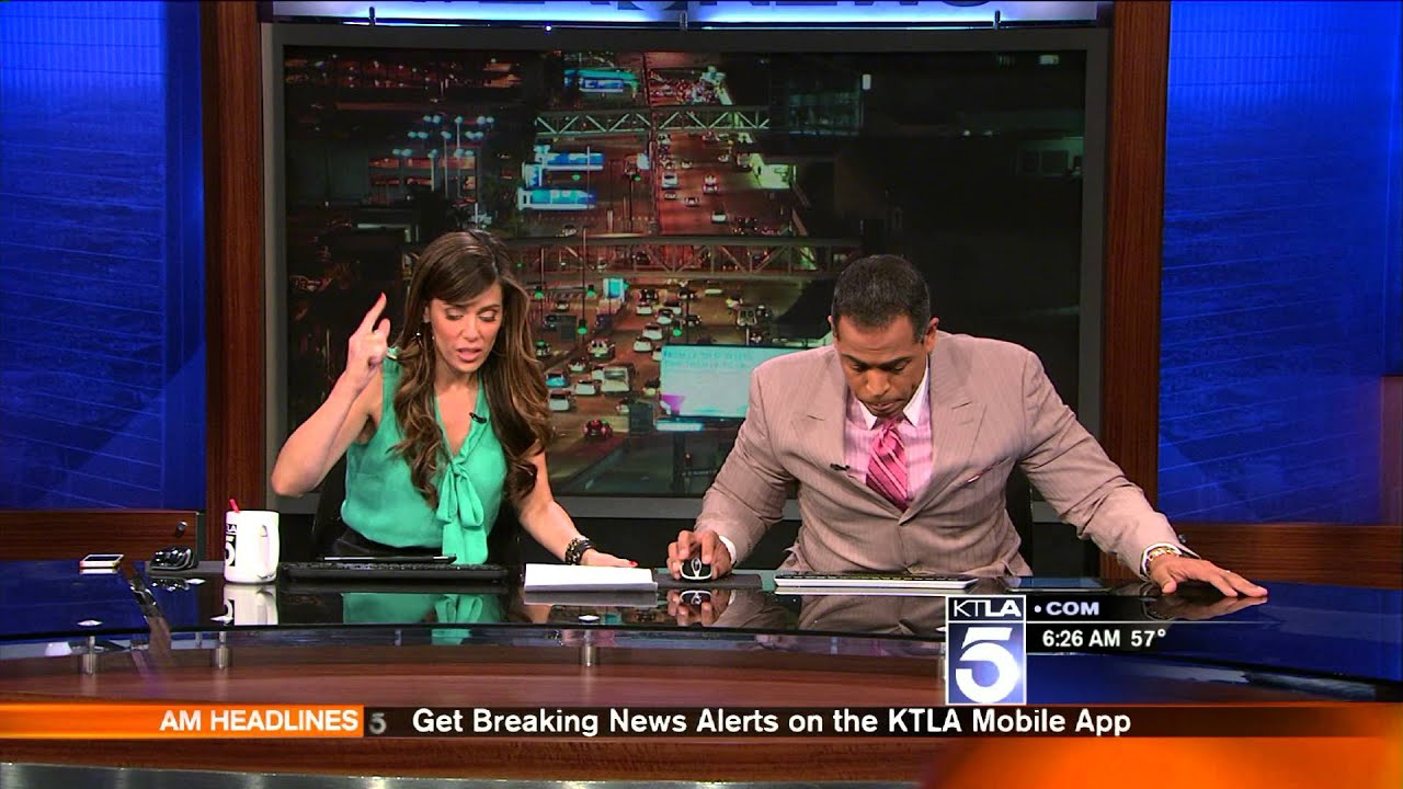 Ktla St Patricks Day Earthquake 3 17 2014 Youtube