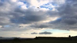 Arducopter Hybrid mode Test FW 3.2-rc2 - TBS Discovery - Windy Day by UKFPV Flyer· on YouTube