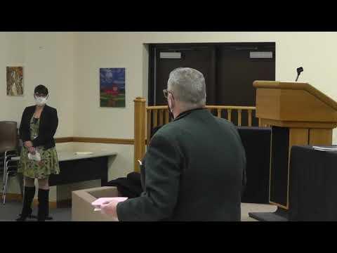 Clinton County Law Enforcement Review  12-10-20