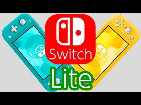 Nintendo Switch Lite Revealed, No Switch Pro in 2019!