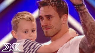 Hot Dad Joseph Whelan ROCKS The Stage & Melts Everyone's Heart With