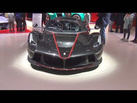 @ScuderiaFerrari LaFerrari 70 Years Anniversary (2017) Exterior and Interior in 3D