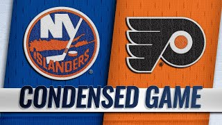 09/17/18 Condensed Game: Islanders @ Flyers