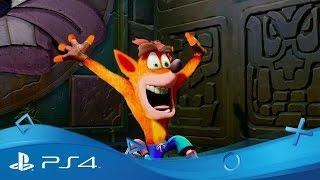 Crash bandicoot n. sane trilogy :  bande-annonce