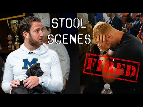 Dave Portnoy Fires Francis After Crazy Week at Barstool Sports - Stool Scenes 217