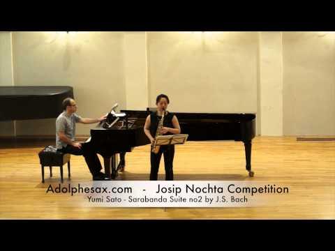 Josip Nochta Competition Yumi Sato Prelude Cadence et Finale by Alfred Desenclos