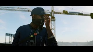 Watch_dogs 2 disponible sur ps4 :  bande-annonce