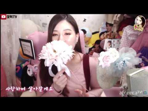 *2017.01.04 BJ꽃비 - 인형 with신혜성 (이지훈) Live