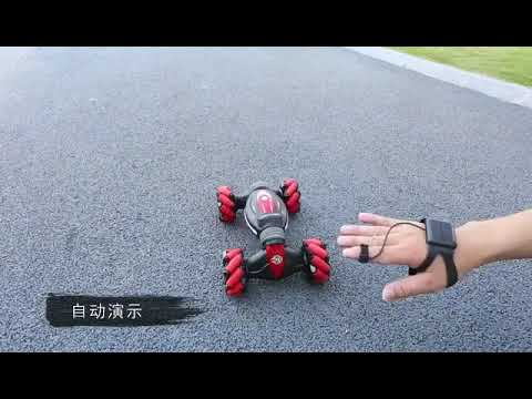 Stunt Gesto Remote Control Car Electric Drift RC Cars Toys