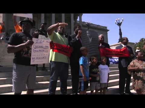 Seen and Heard at State House Flag Rally: June 23