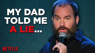 """My Dad Told Me A Lie   Tom Segura Stand Up Comedy   """"Mostly Stories"""" on Netflix"""
