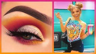 My Boyfriend Buys My Makeup Challenge | ft.TheOdd1sOut