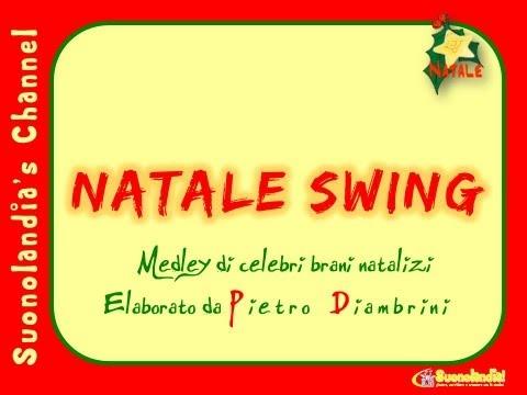 NATALE SWING - Canzoni di Natale per bambini di Pietro Diambrini