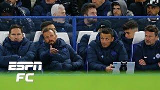Did Frank Lampard's latest Kepa snub hurt Chelsea vs. Manchester United? | ESPN FC