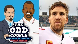 Eli Manning Was The Tom Brady, Patriot Killer & More Clutch Than Brady - Rob Parker