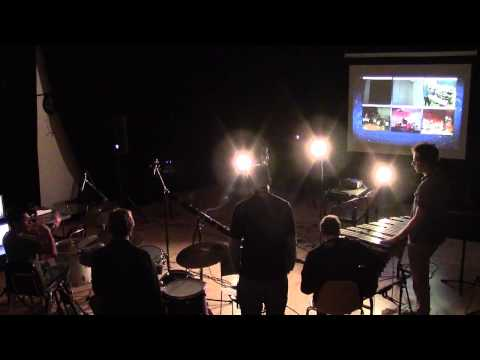 Small-world Network - A telematic performance I participated in during the Network Music Festival 2013.