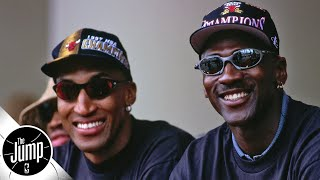 Michael Jordan has named his all-time pickup team, and Scottie Pippen is on it | The Jump