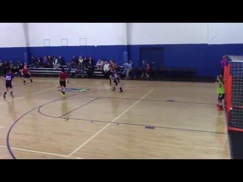 Waunakee Purple Strikers vs Middleton United U12 Girls