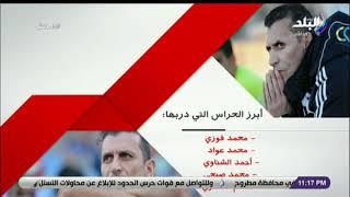 الماتش مع هاني حتحوت 19/8/2019