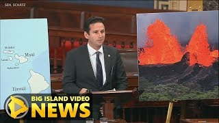 REPORT: Washington D.C. Reacts To Hawaii Eruption (July 9, 2018)