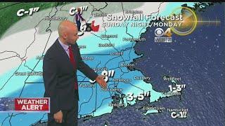 WBZ Weather Forecast
