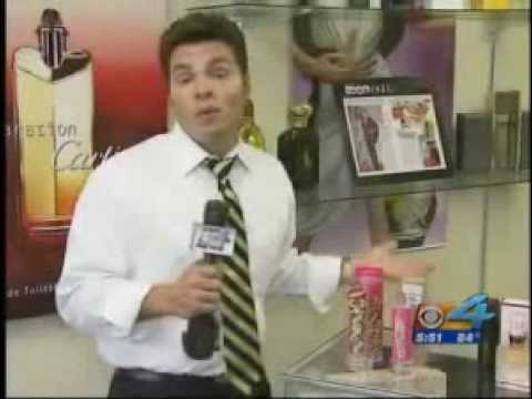BigDiscountFragrances.com on the News - CBS 4 Miami, Florida