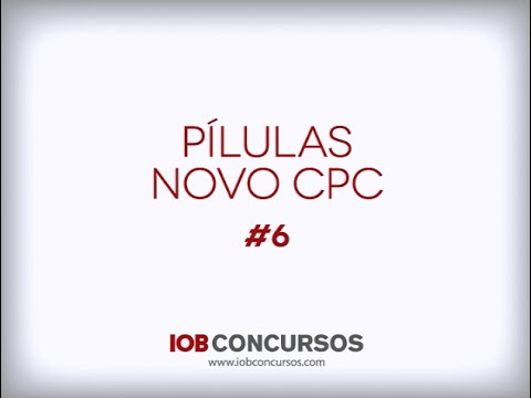 Pílulas Novo CPC - #6 - Profº Costa Machado