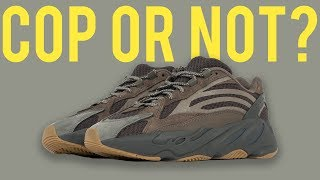 THE ADIDAS YEEZY 700 V2 GEODE A MUST COP????