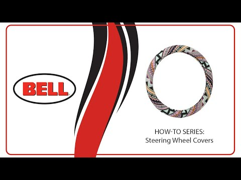 Bell Automotive® Products | How-To Series | Steering Wheel Covers