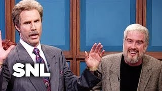 Celebrity Jeopardy!: Bill Cosby, Sharon Osbourne, Sean Connery - SNL
