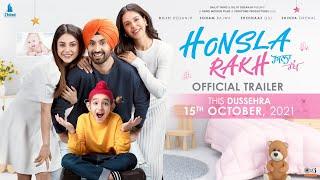 Honsla Rakh 2021 Punjabi Movie Ft Diljit Dosanjh – Sonam Bajwa – Shehnaaz Gill – Shinda Grewal Video HD