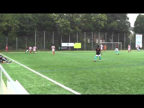 Tor von Pedro Daniel Benitez Fernandez (JFV HH Oststeinbek, U19 A-Jugend) | ELBKICK.TV