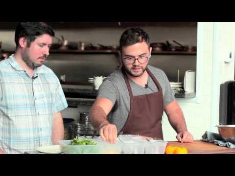 Make Heirloom Tomato Salad with Saint Dinette's Adam Eaton
