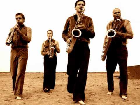 Amstel Quartet plays Philip Glass -Mishima
