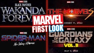 Marvel Phase 4 Teaser Trailer (Black Panther 2 Title , Eternals First Look & MORE!!)